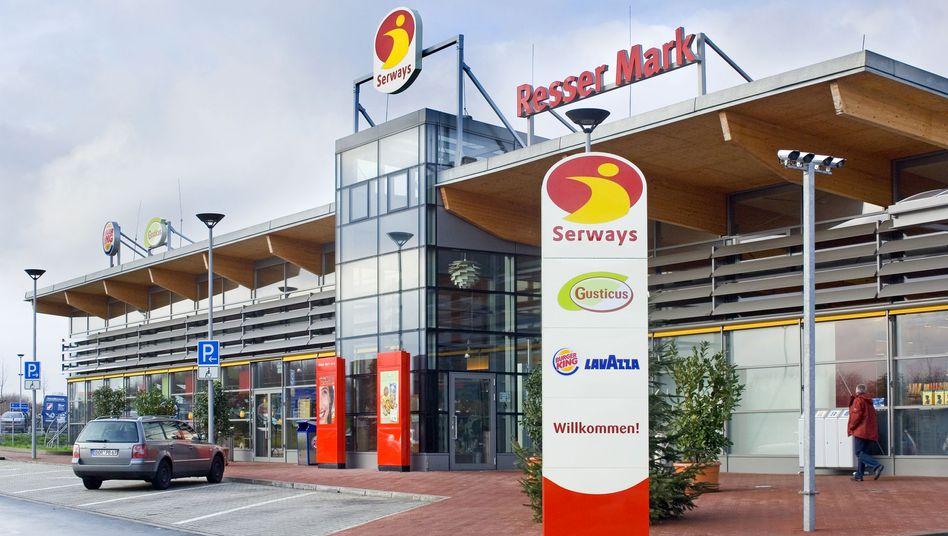 Serways-Raststätte an der A2: Allianz-Konsortium zahlt 3,5 Milliarden Euro