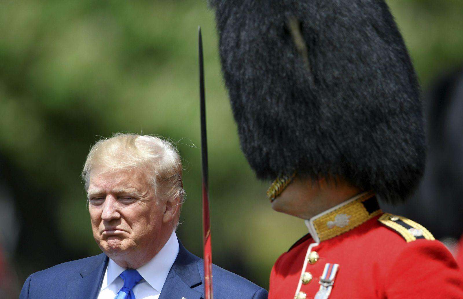 Trump/ Europa