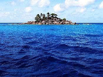 Steingewordenes Inselklischee: St. Pierre