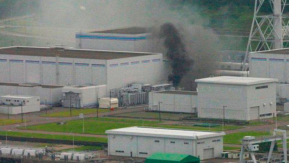 Kernkraftwerk Kashiwazaki-Kariwa (Archivbild von 2007): Wieder Rauch ausgetreten