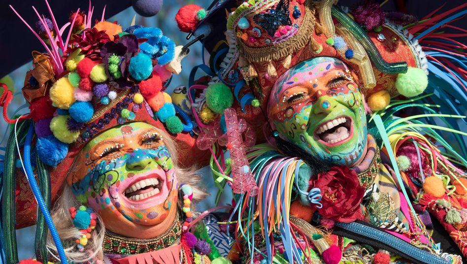 Karneval (Archivbild)