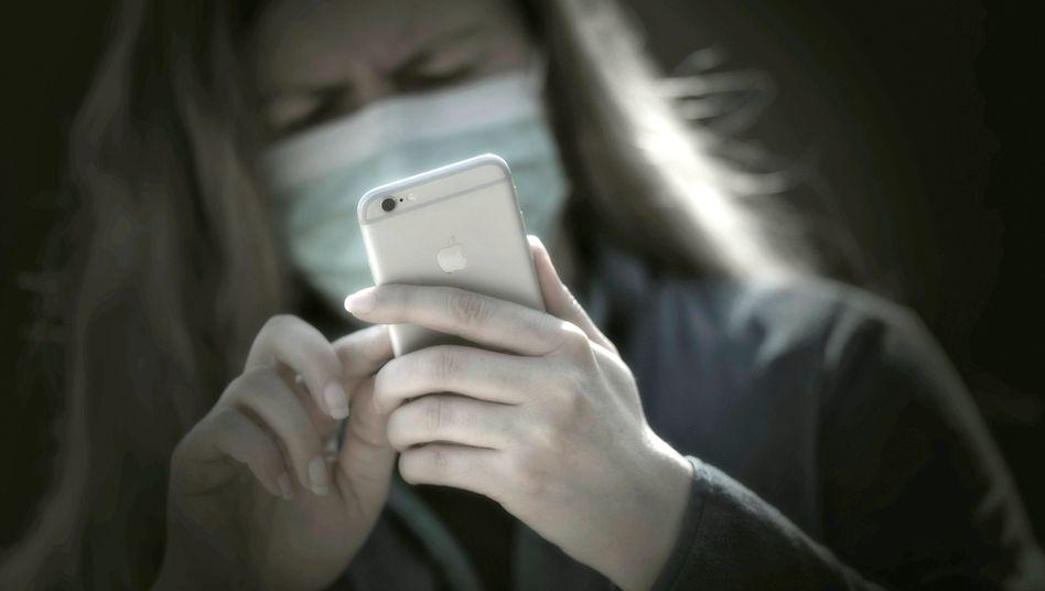 iPhone-Nutzerin: »Automatische und nicht autorisierte Installation«