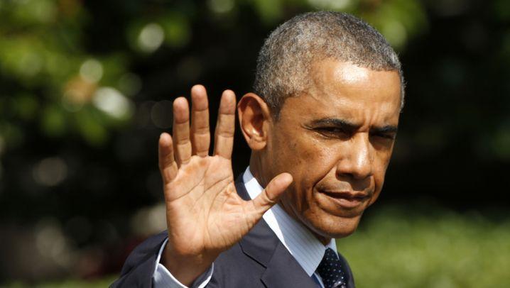 Obama vor der Midterm-Wahl: Abstand, Mr. President!