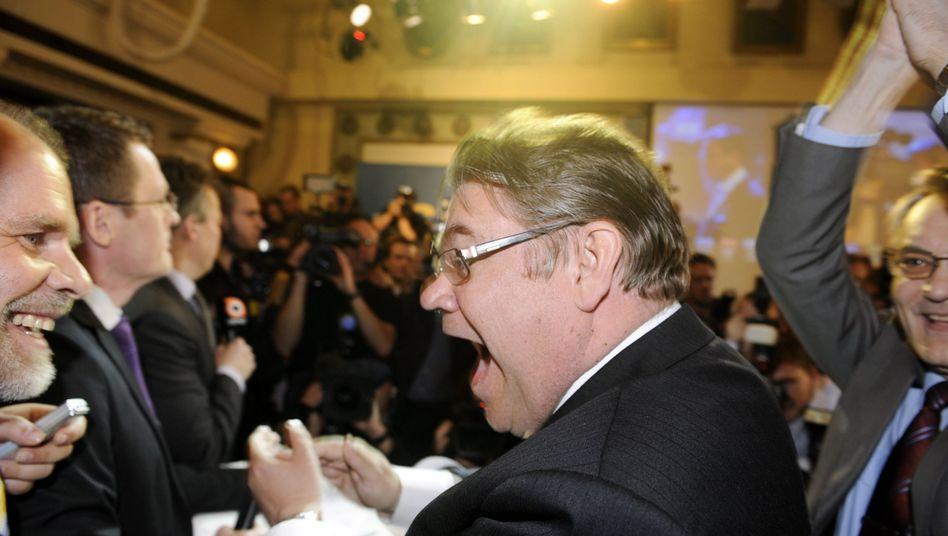 Rechtsruck bei Wahl: Euro-Gegner triumphieren in Finnland