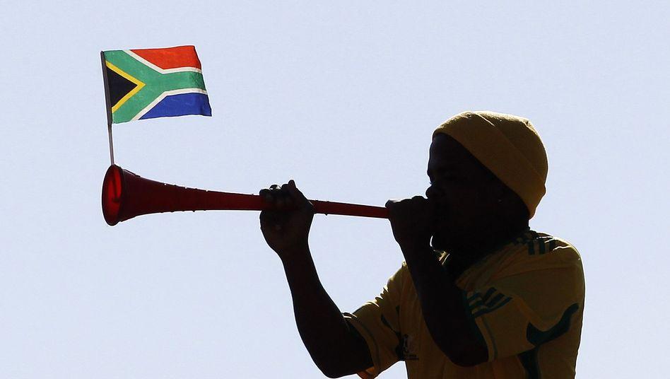 Tuten und Blasen: Die TV-Sender sehen Handlungsbedarf in Sachen Vuvuzela