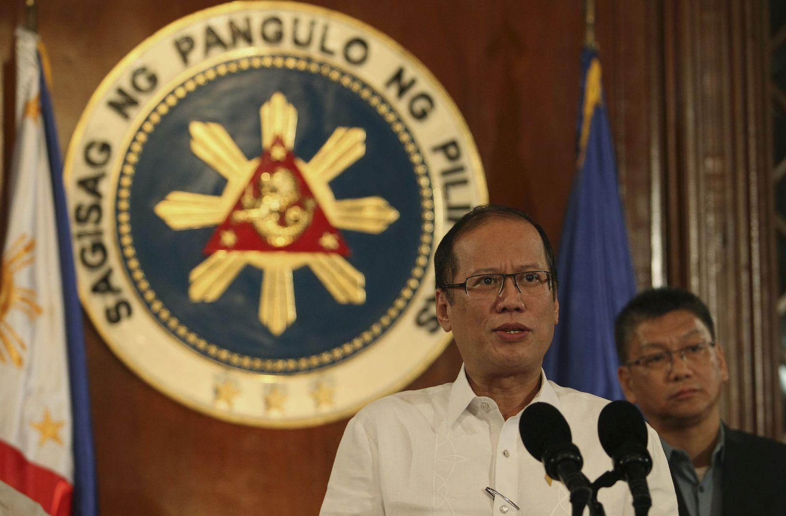 Haiyan / Benigno Aquino