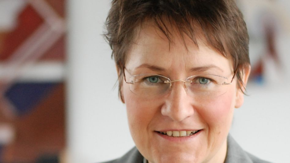 Marei Strack arbeitet seit 14 Jahren als Managerin auf Zeit