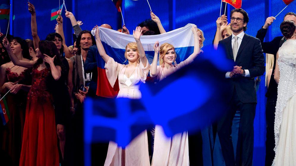 Eurovision 2014: Die Sieger des ersten Halbfinales