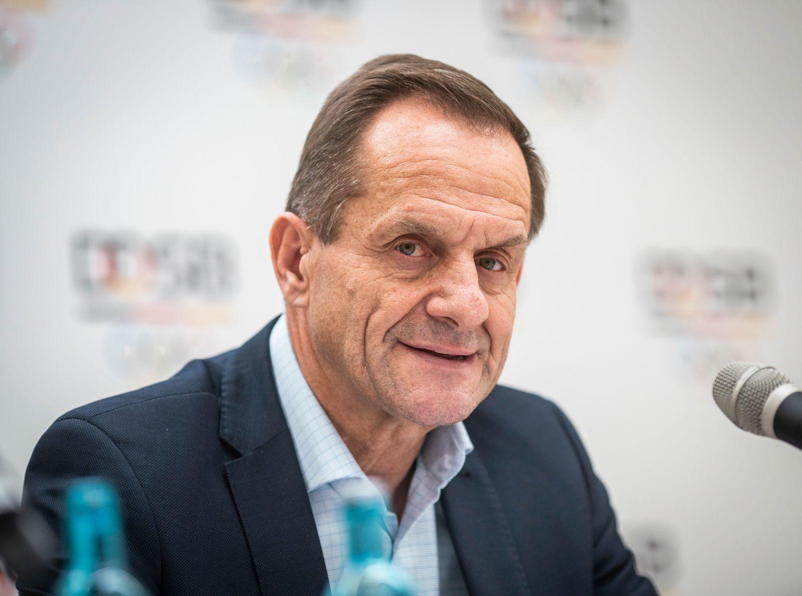 DOSB-Präsident Hörmann