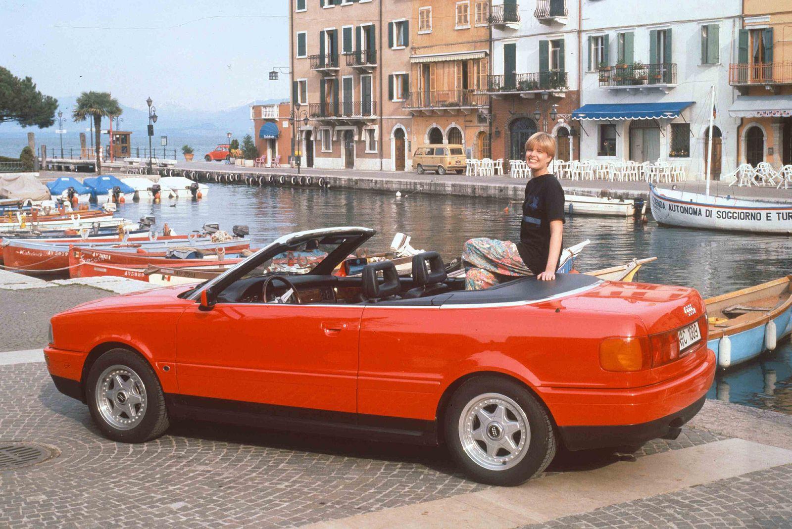 Doppel-Ausstellung im Audi museum mobile