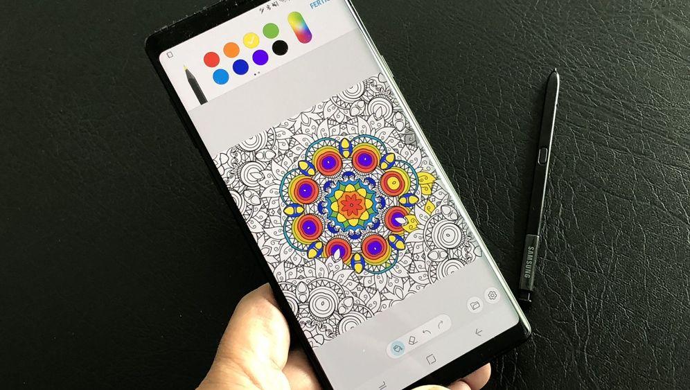 Samsungs neue Smartphone-Oberklasse: Das Galaxy Note 9 im Test