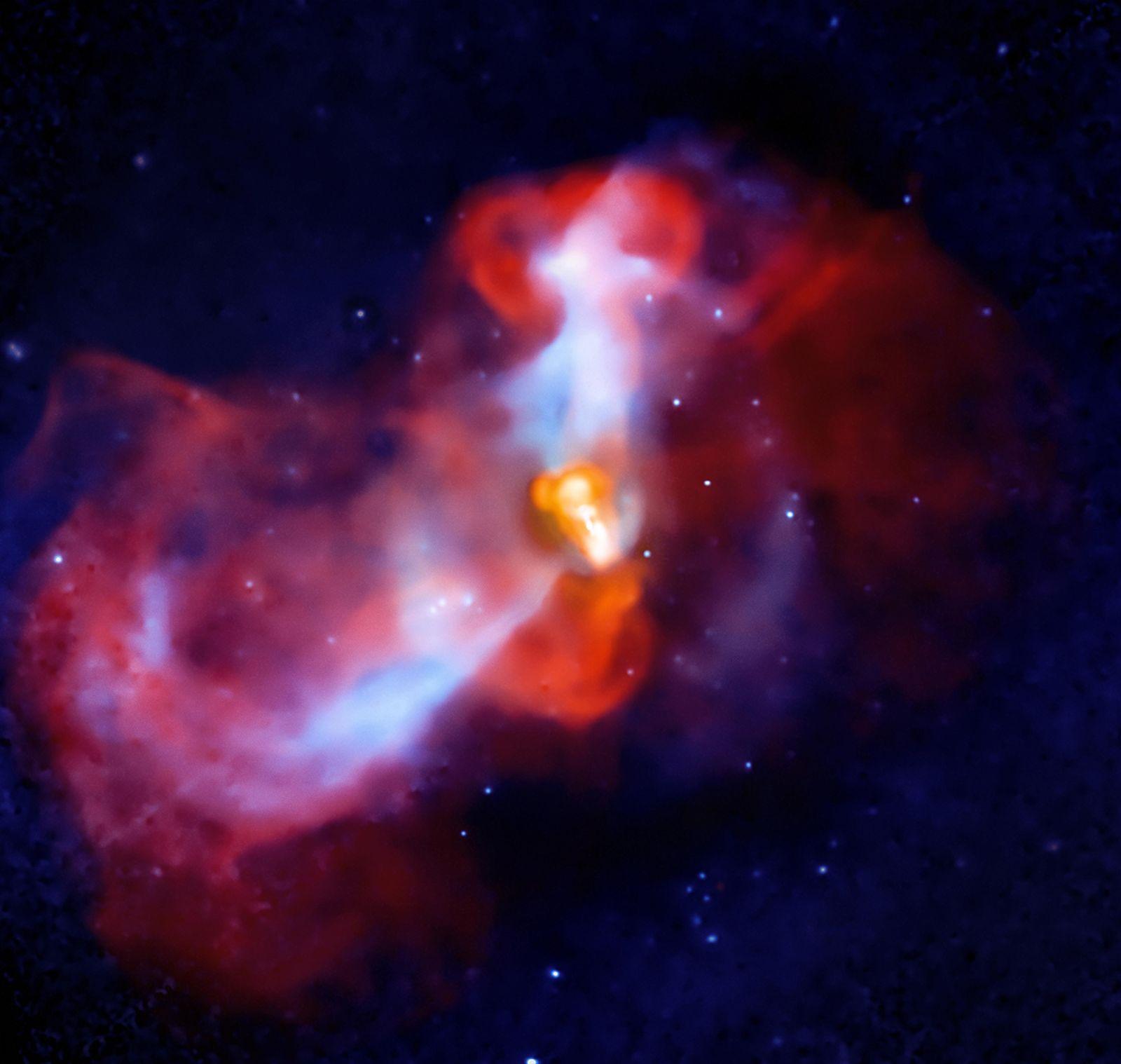 Wissenschaftsbilder/Eruption