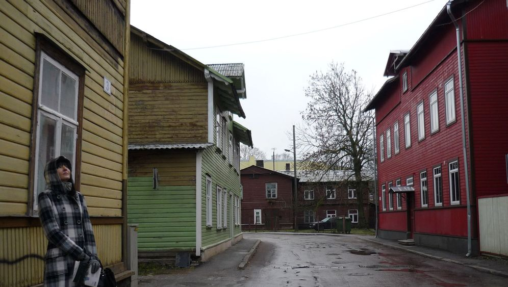 Tallinn: Fast wie am Prenzlauer Berg
