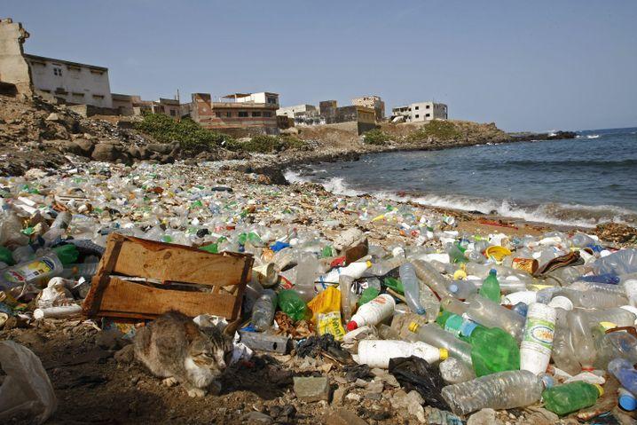 Ngor, Senegal: An vielen Orten ist der Müllstrand der Normalfall