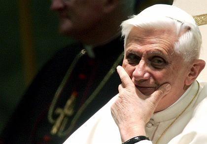 Papst Benedikt XVI.: Schriftlicher Verweis auf die Menschenrechte