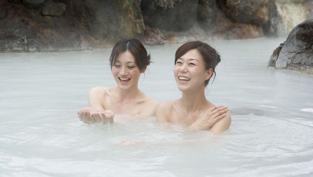 Japan: Auf ein Schwefelbad nach Kyushu