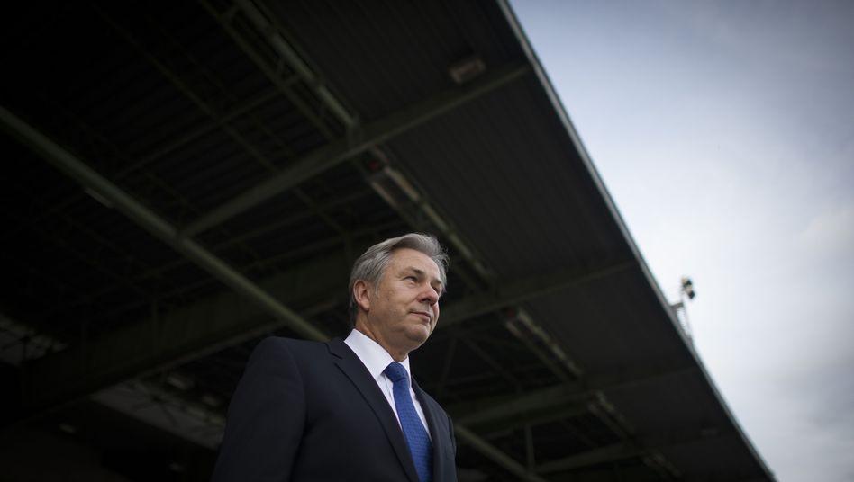 SPD-Politiker Wowereit: Seine Beliebtheitswerte sind abgestürzt, in der Partei rumort es