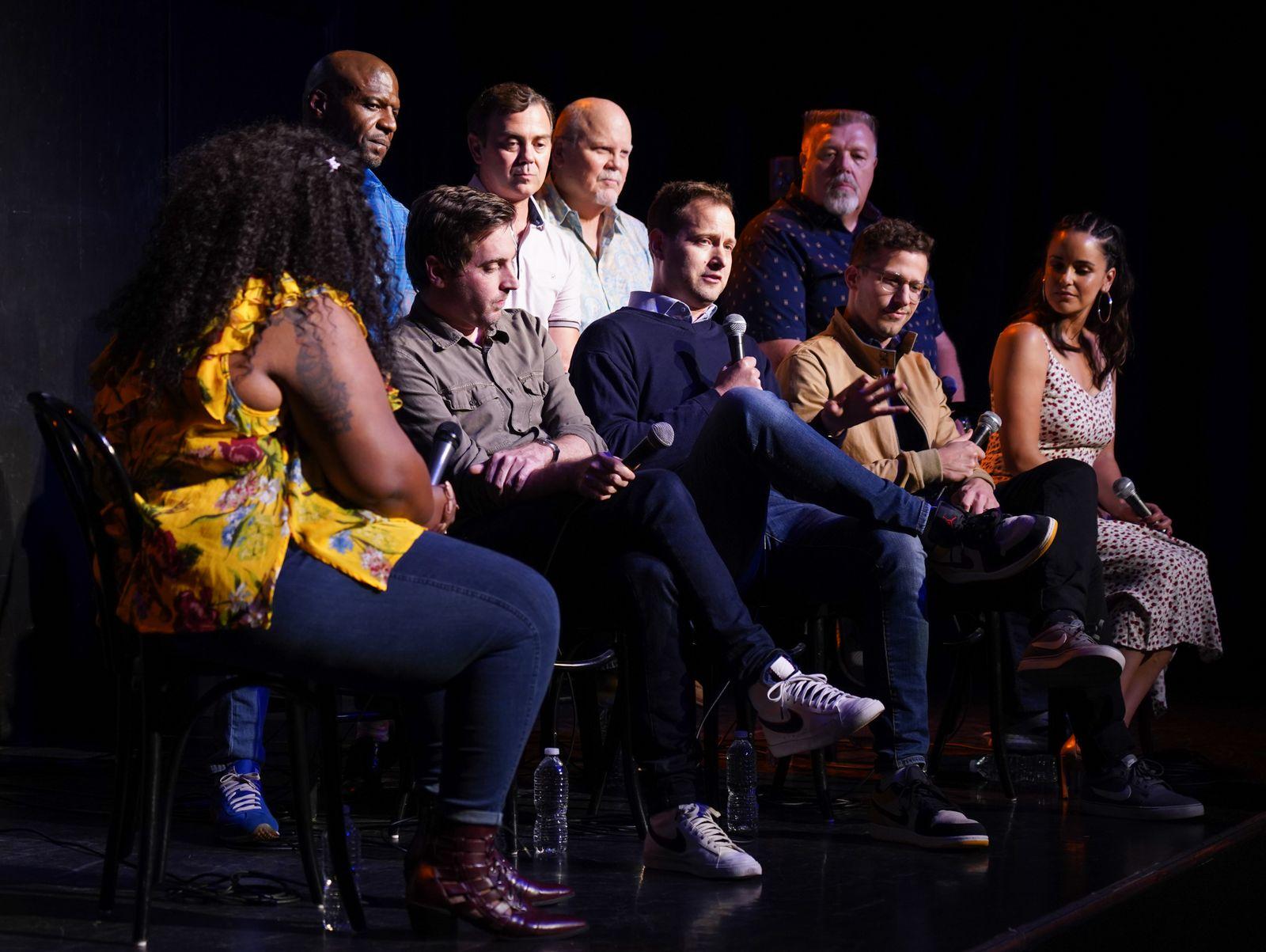 "Universal Television's FYC @ UCB - ""Brooklyn Nine-Nine"""