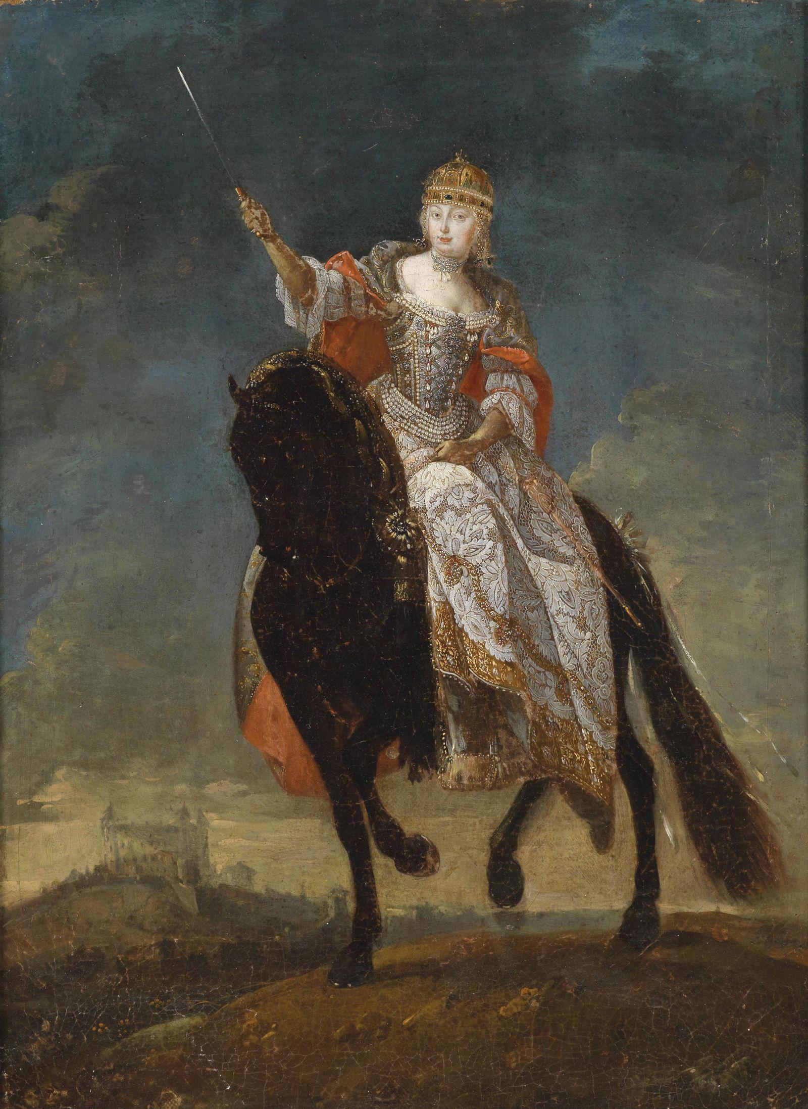 Kaiserin Maria Theresia von Österreich