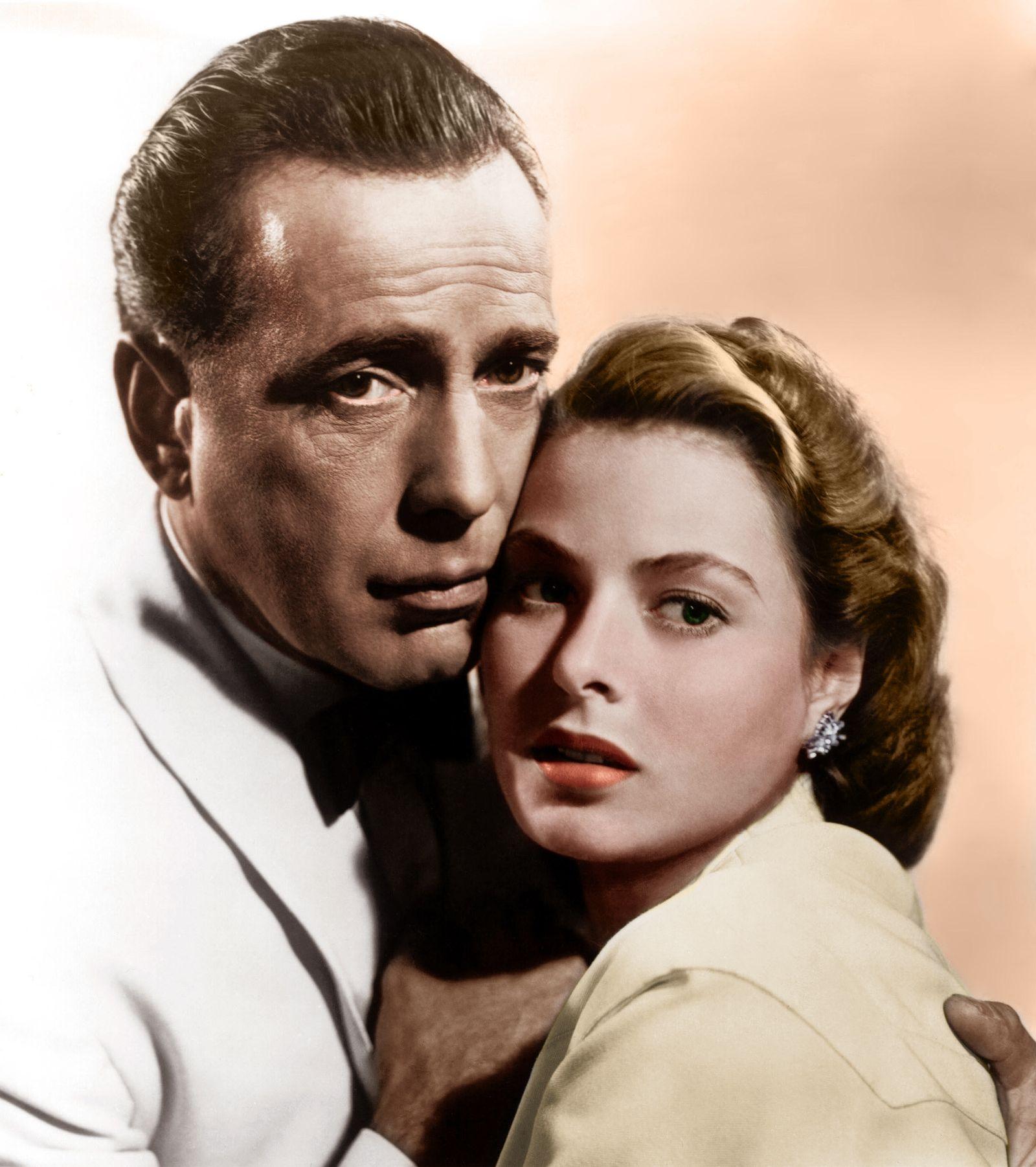 NUR FÜR EINESTAGES - Bogart und Bergman