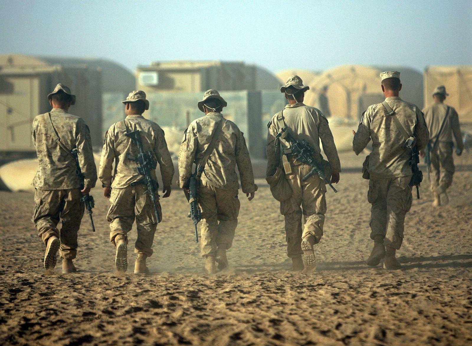 Marines / Afghanistan