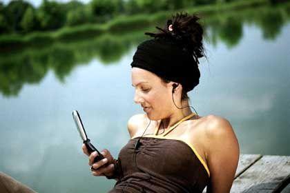 Innovativ: Menü per SMS abrufbar