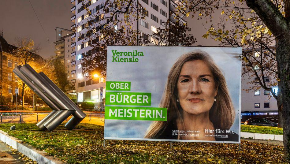Veronika Kienzle wollte Oberbürgermeisterin von Stuttgart werden – doch sie hat aufgegeben