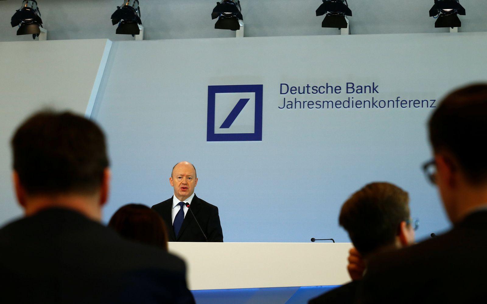 Deutsche Bank / John Cryan