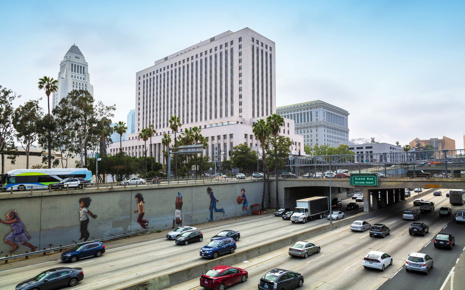 EINMALIGE VERWENDUNG Ratten/ Rattenplage/ Rathaus/ Los Angeles