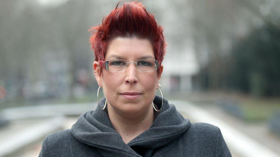 Klägerin Bianca Kücük: Sie war nach 13 Fristverträgen arbeitslos