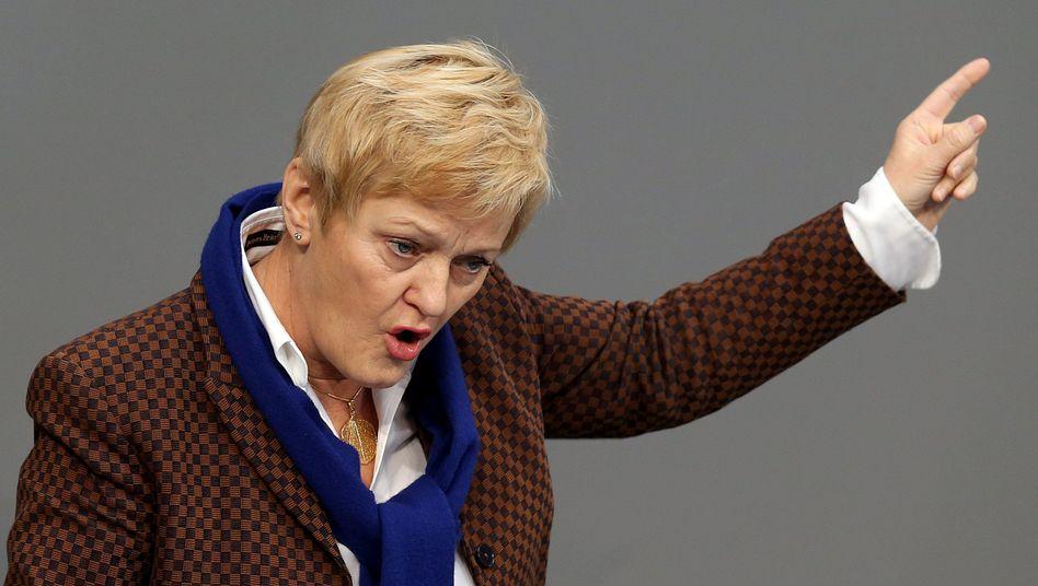 Grünen-Politikerin Künast: Stiftung sei in wenigen Wochen umsetzbar