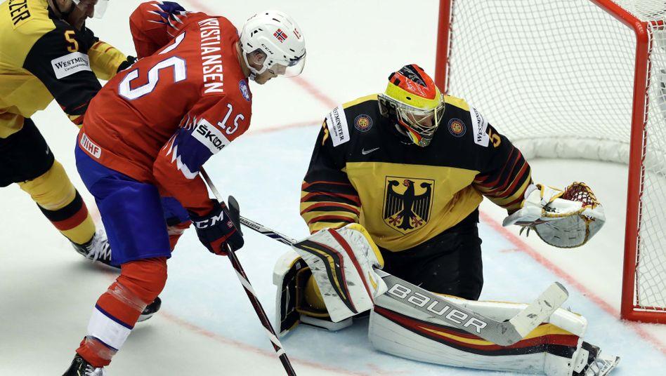 Deutschland verliert gegen Norwegen