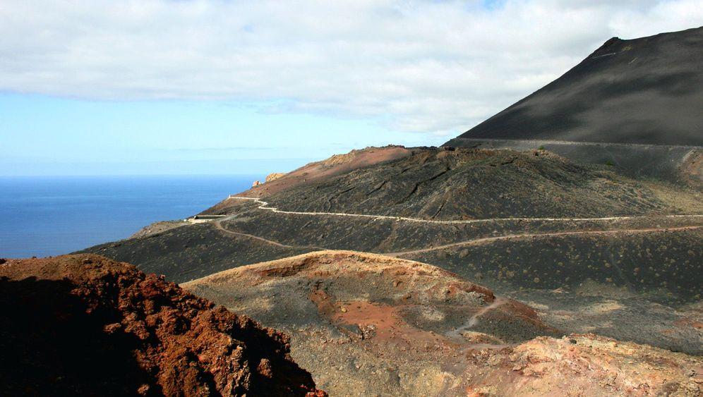 El Remo auf La Palma: Fischbuden und schöne Sonnenuntergänge