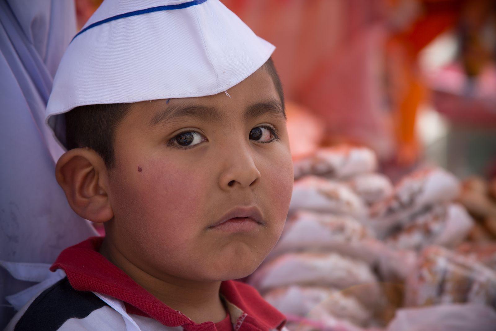 Kinderarbeit Bolivien / JOEL-8088