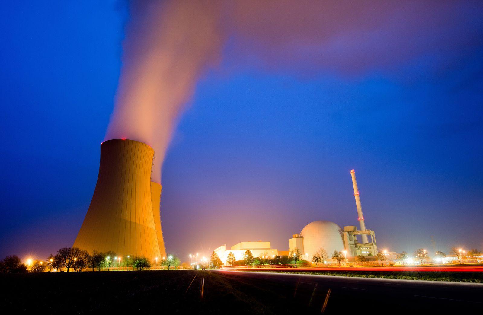 Atomkraftwerk / Atomausstieg / Kernkraftwerk Grohnde