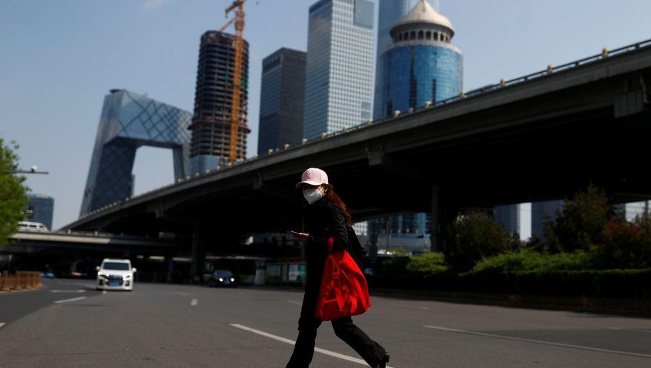 Die Coronakrise setzt China auch wirtschaftlich enorm zu
