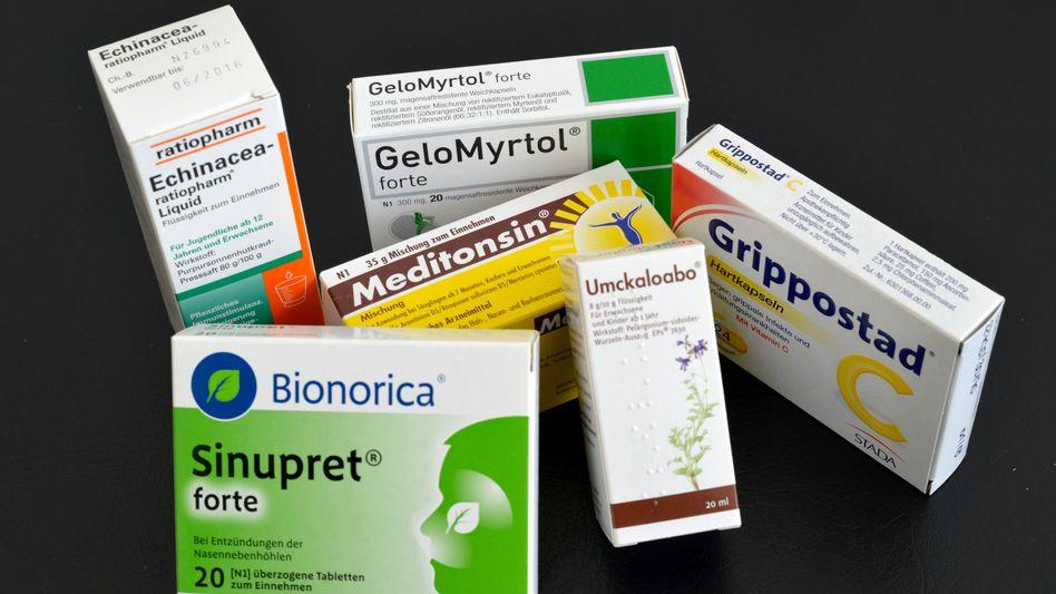 Erkältungsmedikamente: Höchster Krankenstand seit 14 Jahren