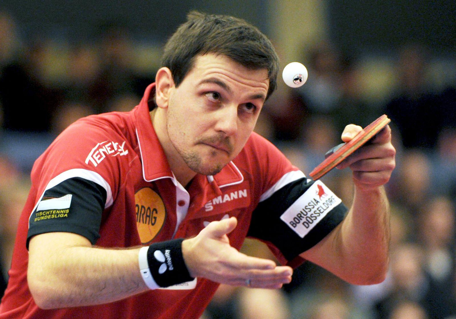 Timo Boll