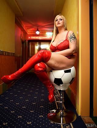 Germany's sex workers are ready for the World Cup. The government is making sure the johns are too.