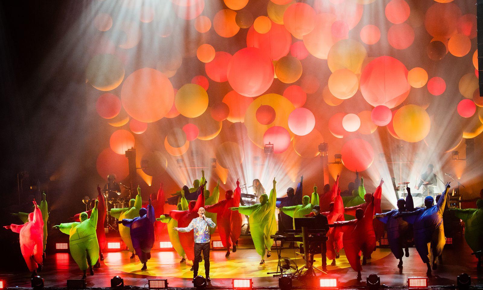 Pet Shop Boys Perform At The Royal Opera House