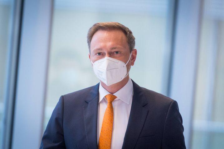 FDP-Chef ChristianLindner