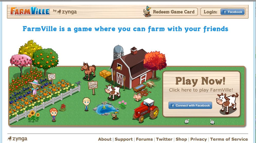 Browserspiele: Wettkampf der Bauern