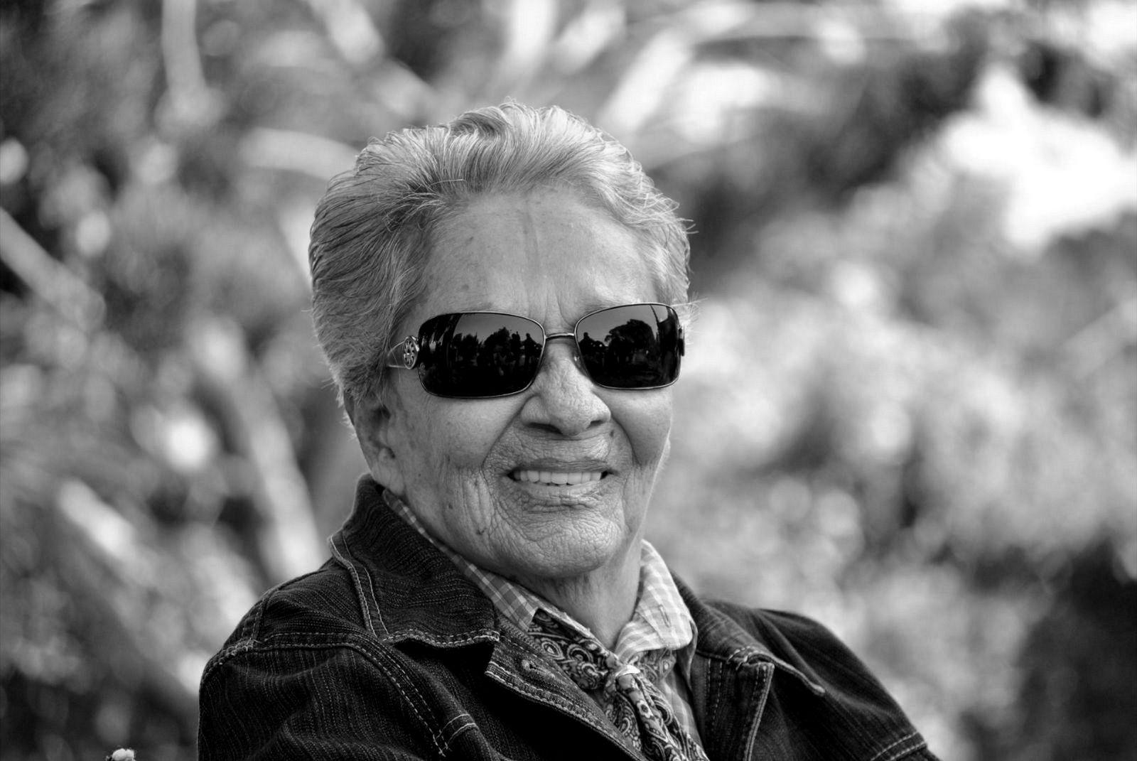 EINMALIGE VERWENDUNG Chavela Vargas dies in Mexico at 93 years old (1373224)