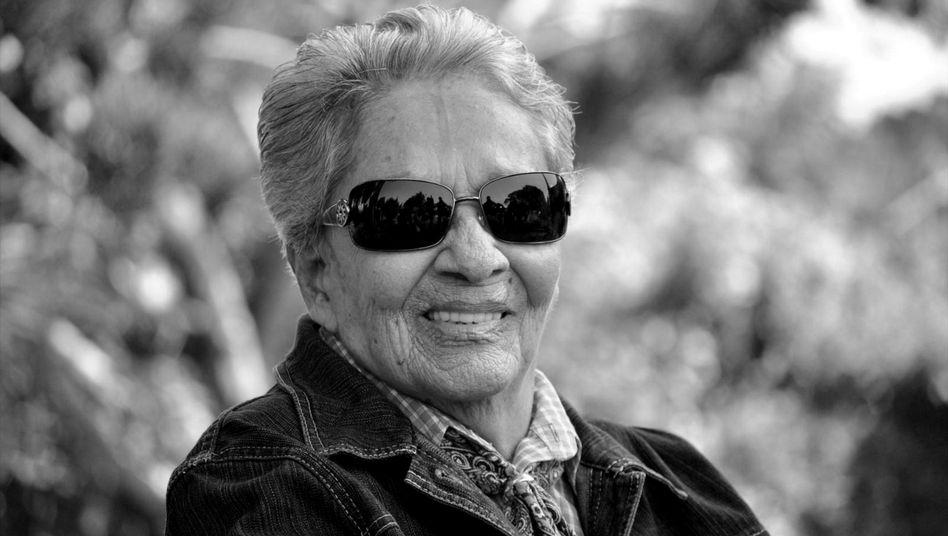 Die Sängerin Chavela Vargas ist am Sonntag mit 93 Jahren gestorben.