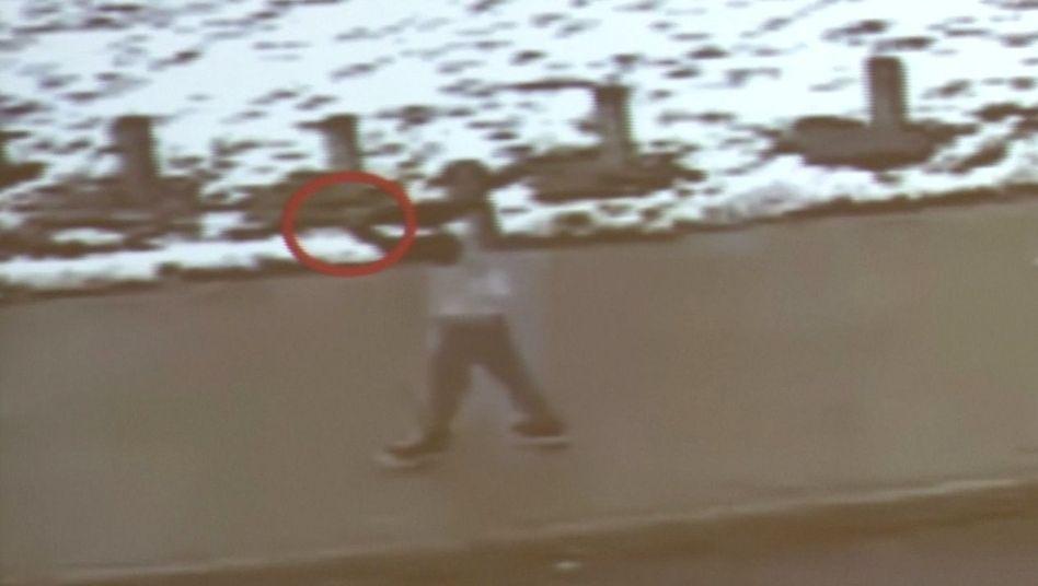 Cleveland: Polizei veröffentlicht Videovon Todesschuss auf Zwölfjährigen