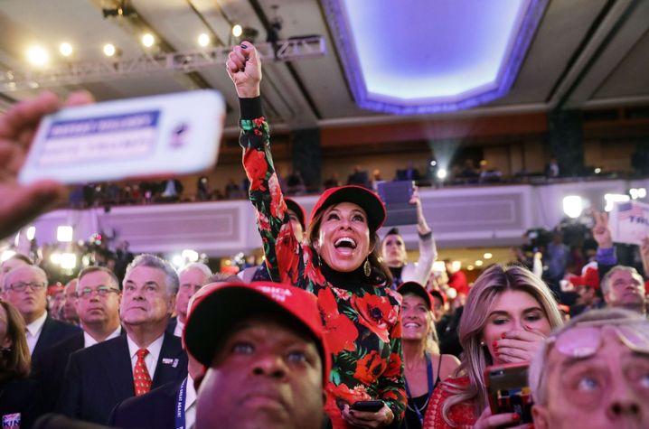 Trump-Unterstützerinnen: Der Feminismus ist blind geworden für Ungerechtigkeiten