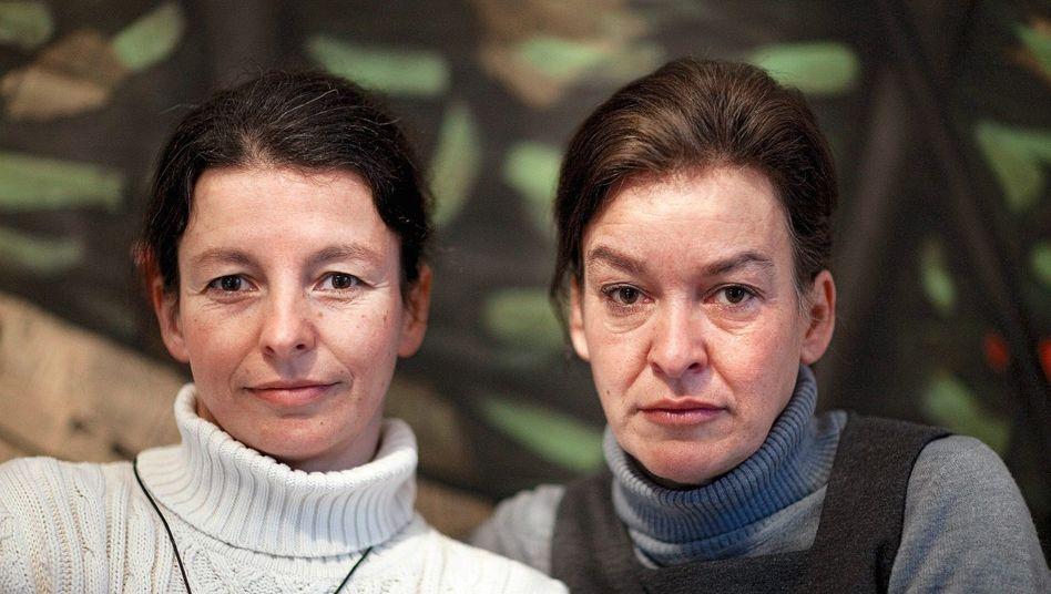 Schwestern Miriam Lobinsky, Christina Hellwig
