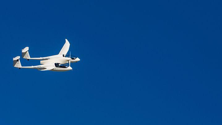 """Prototyp """"HY4"""": Fliegen mit Wasserstoff"""
