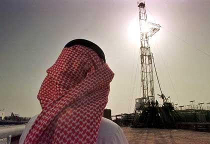 """Ölfeld in Saudi-Arabien: """"Bei Bush wissen die Saudis, was sie zu erwarten haben"""""""