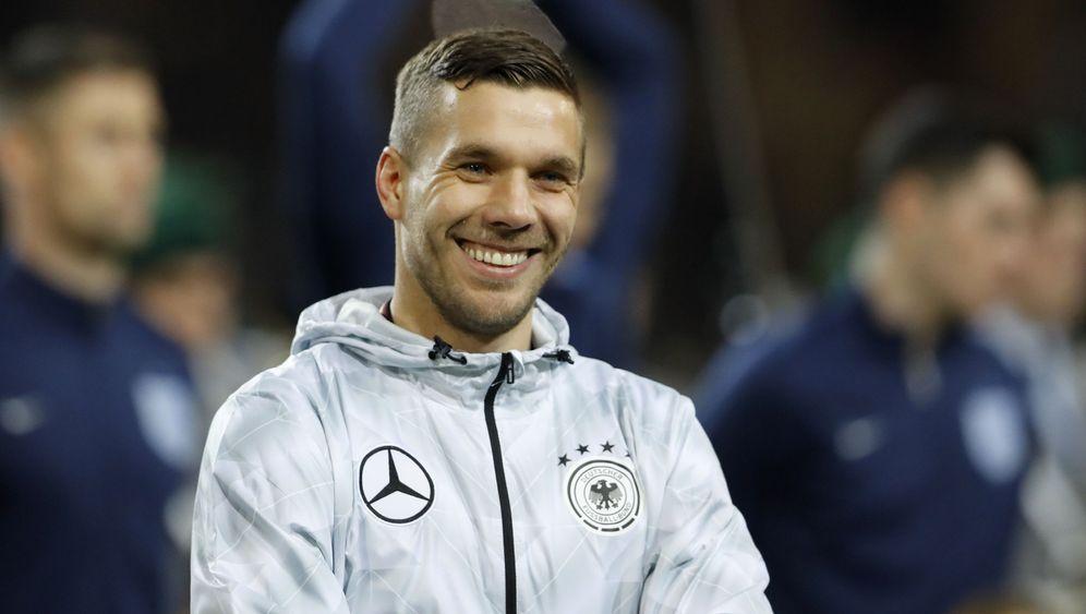 Letztes Länderspiel: Tschö, Poldi!